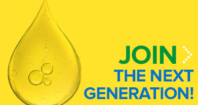 Join the Next Generation Graphic